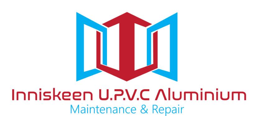 Inniskeen UPVC Aluminium Logo