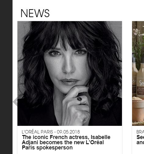 Isabelle Adjani - A voice of conviction