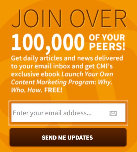 Join Over 100,000 of your Peers