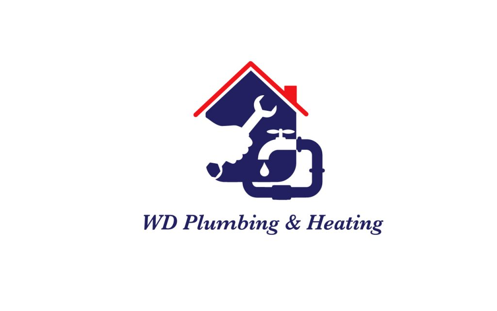 WD Plumbing & Heating Logo