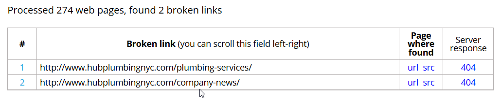 Broken Link Checker Tool Download