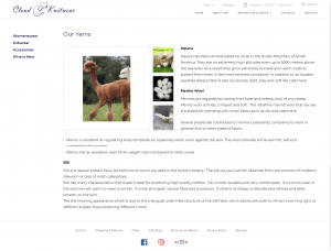 Innerpage Design
