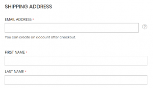 Payment Page - Magento