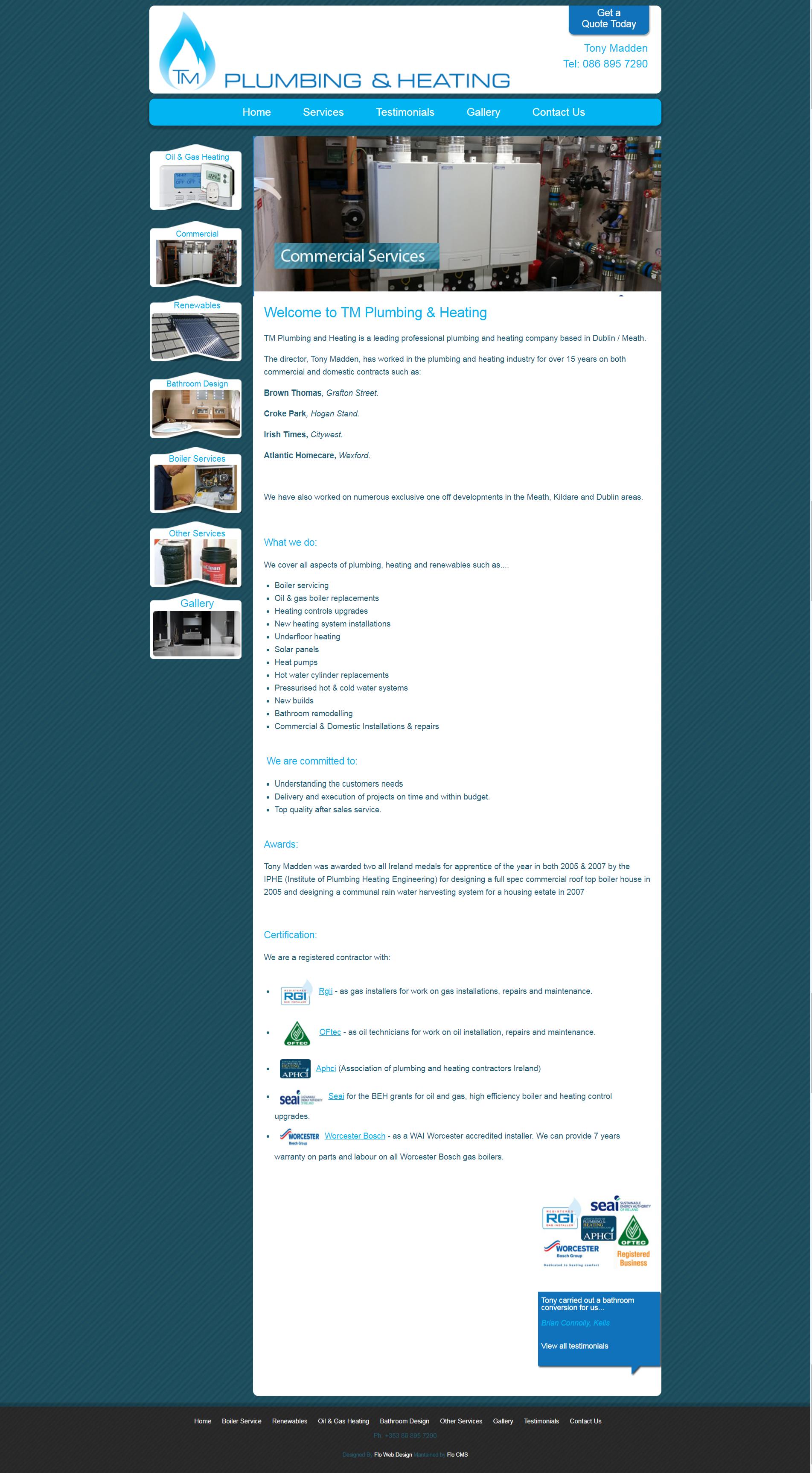 Before Website Design